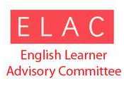 ELAC Meeting Tuesday, March 9 @ 5:30pm