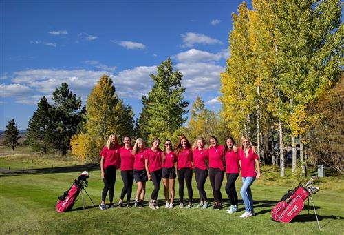 THS Girls Golf