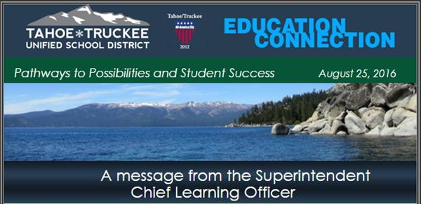 Education Connection Newsletter