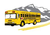 TTUSD's transportation logo is the image. Yellow and black