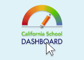California School Dashboard website